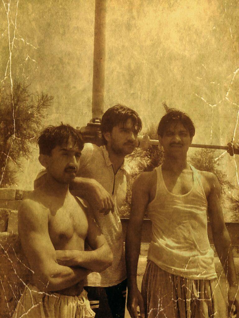 After Fishing tour Mahigar